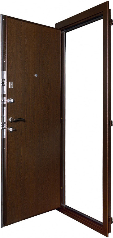 железная дверь наружная цены